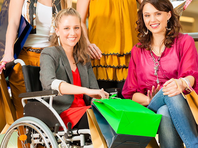 social outings for people in wheelchairs
