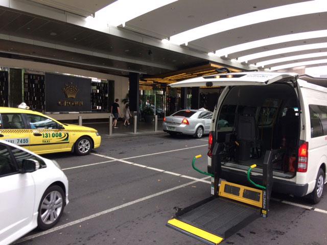 Wheelchair Taxi service