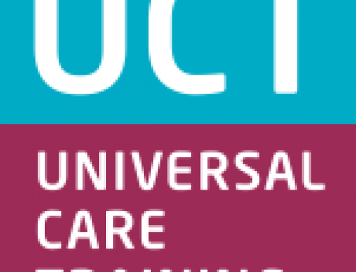 Accreditations from Universal Care Training